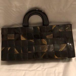 Vintage Le Hang Bakelite Handbag